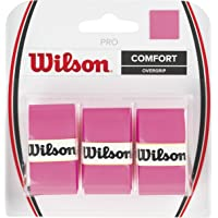 Wilson Pro empuñadura de Raqueta de Tenis, Paquete de 3