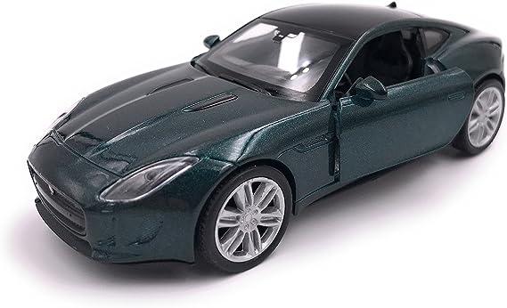 39 Azul 34-1 H-Customs Welly Corvette Z06 Modelo de autom/óvil Deportivo Auto del autom/óvil Producto con Licencia 1