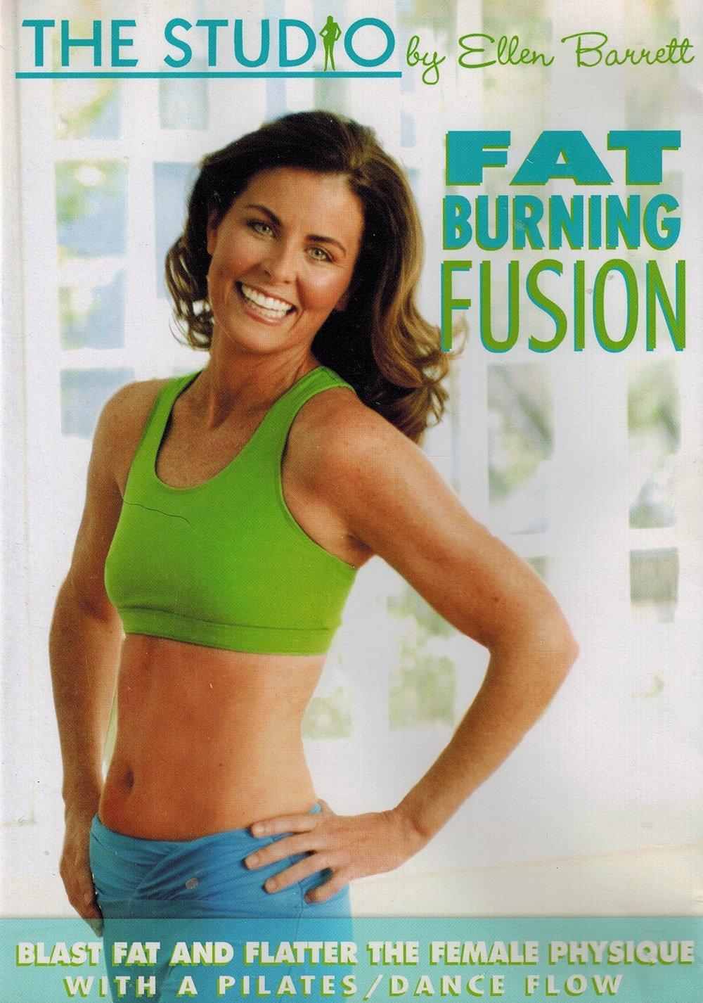 df15af268a140 Amazon.com  Fat Burning Fusion  Ellen Barrett