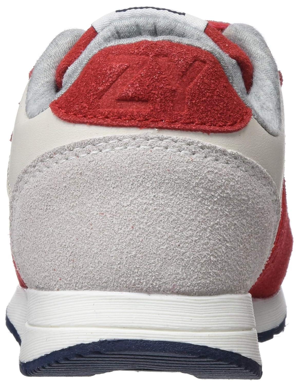 Amazon.com   ZIPPY Boys Zapatillas para Niño Slip On Trainers, Red (Scarlet 19/1760tc 371), 13 UK   Sneakers