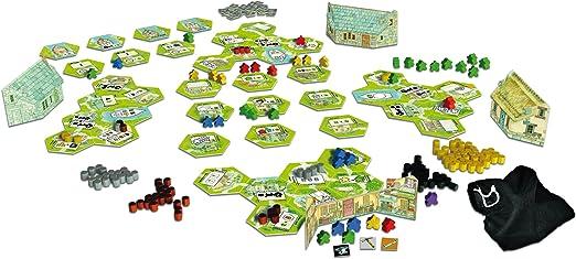 R & D Games - Key Flower, Juego de Mesa [Importado]: Amazon.es ...