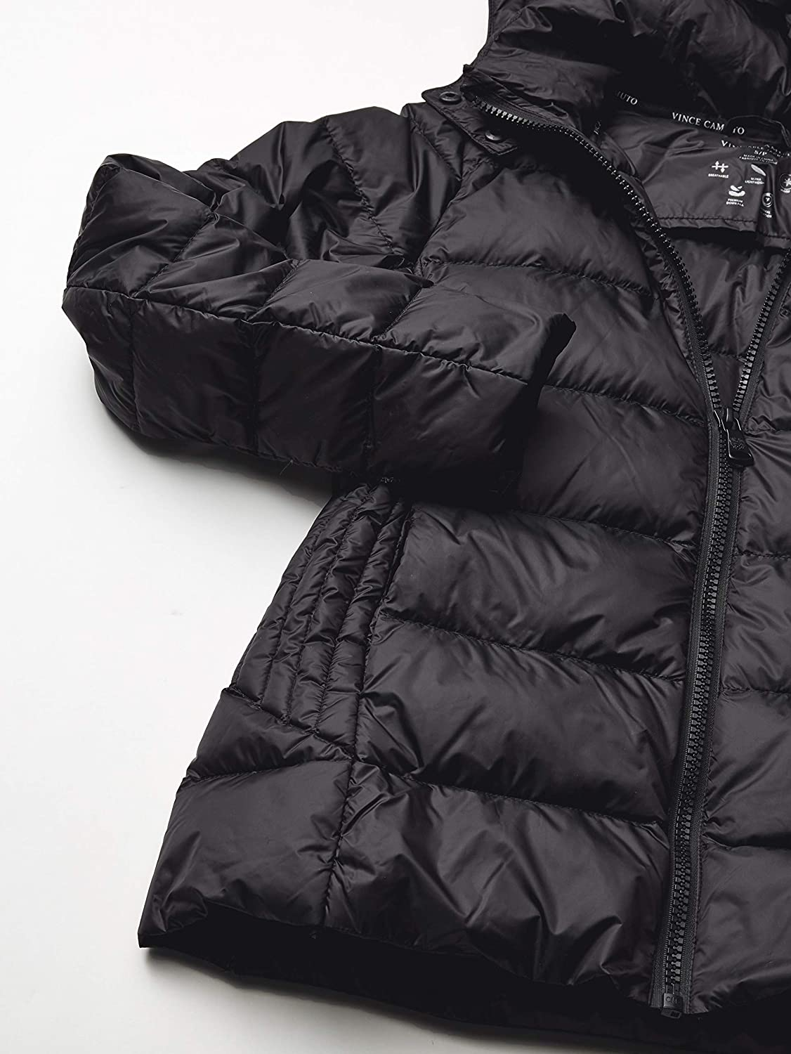 Vince Camuto Womens Packable Down Jacket Down Coat