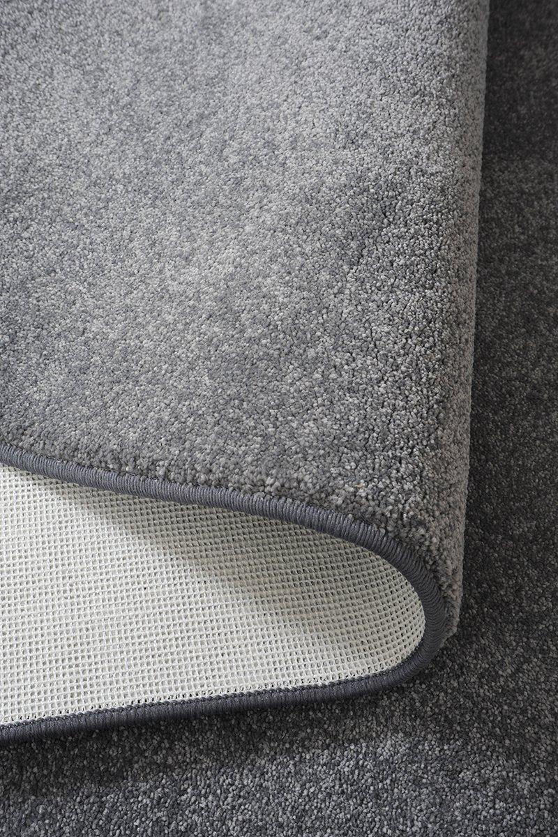 Havatex Luxus Hochflor Teppich Prestige - Farbauswahl  Weiß, Beige, Beige, Beige, Braun, Silber   schadstoffgeprüft pflegeleicht robust strapazierfähig   für Wohnzimmer Schlafzimmer, Farbe Weiß, Größe 180 x 200 cm f16dbd