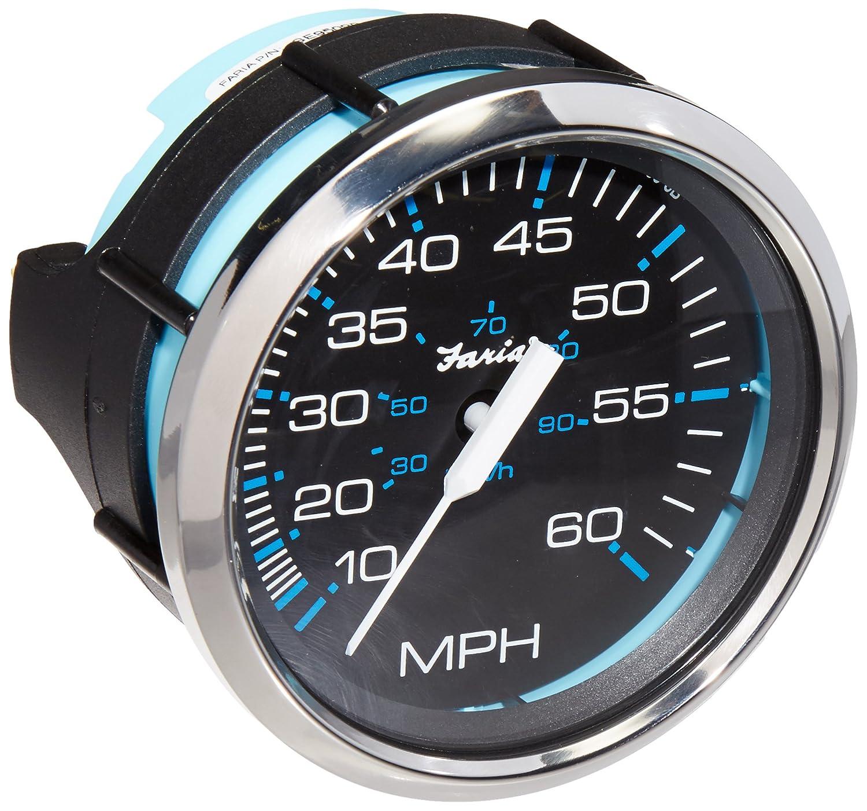 60 mph Speedometer Faria Chesapeake SS Instruments