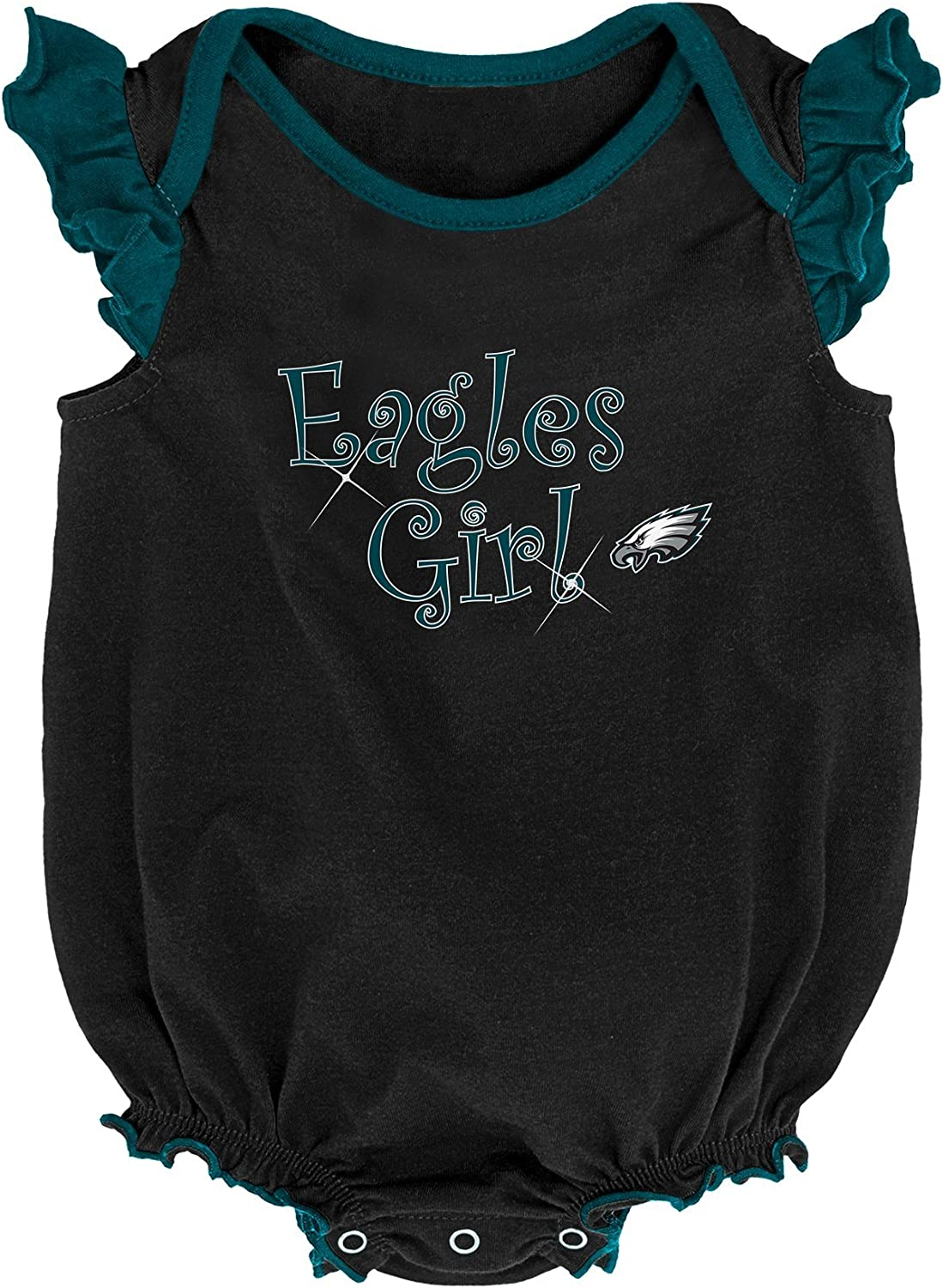 Outerstuff NFL Baby-Girls Newborn /& Infant Homecoming Bodysuit Combo Pack