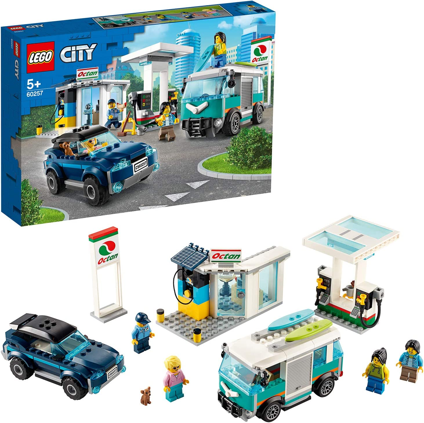 lego city camper review