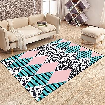 Ysayc Geometrie Personlichkeit Teppich Wohnzimmer Schlafzimmer 3d