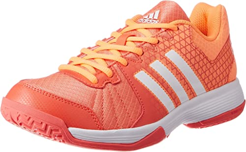 drifting Contento Limitare  adidas Women's Ligra 4 Volleyball Shoes, Orange (Easy Coral/FTWR White/Glow  Orange), 4 UK 36 2/3 EU: Amazon.co.uk: Shoes & Bags
