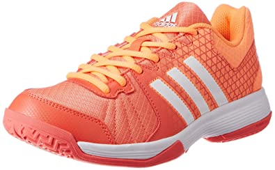buy popular 6d85c ad594 adidas Ligra 4, Chaussures de Volleyball Femme, (Easy CoralFTWR White