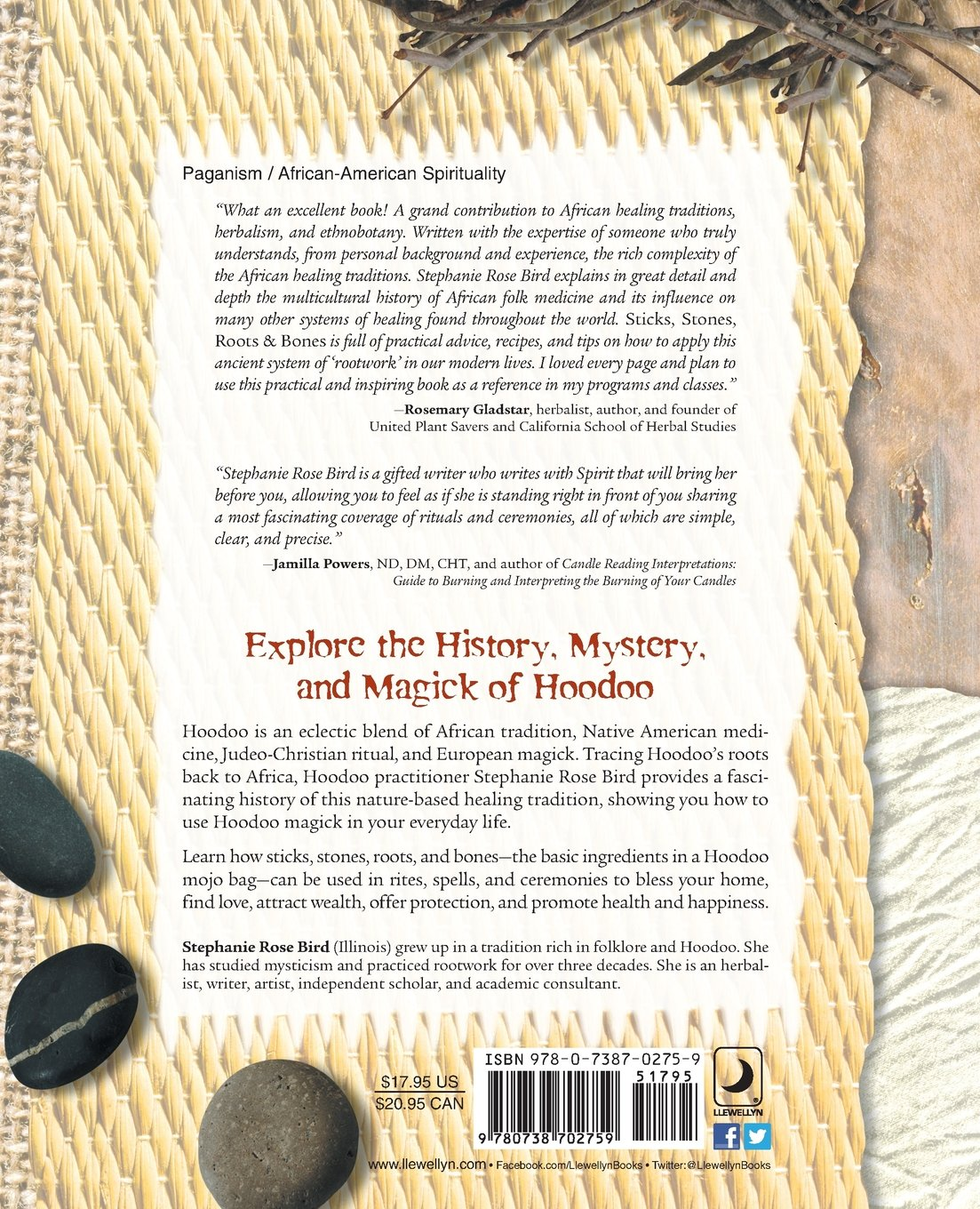 Sticks stones roots bones hoodoo mojo conjuring with herbs sticks stones roots bones hoodoo mojo conjuring with herbs stephanie rose bird 9780738702759 amazon books fandeluxe Image collections