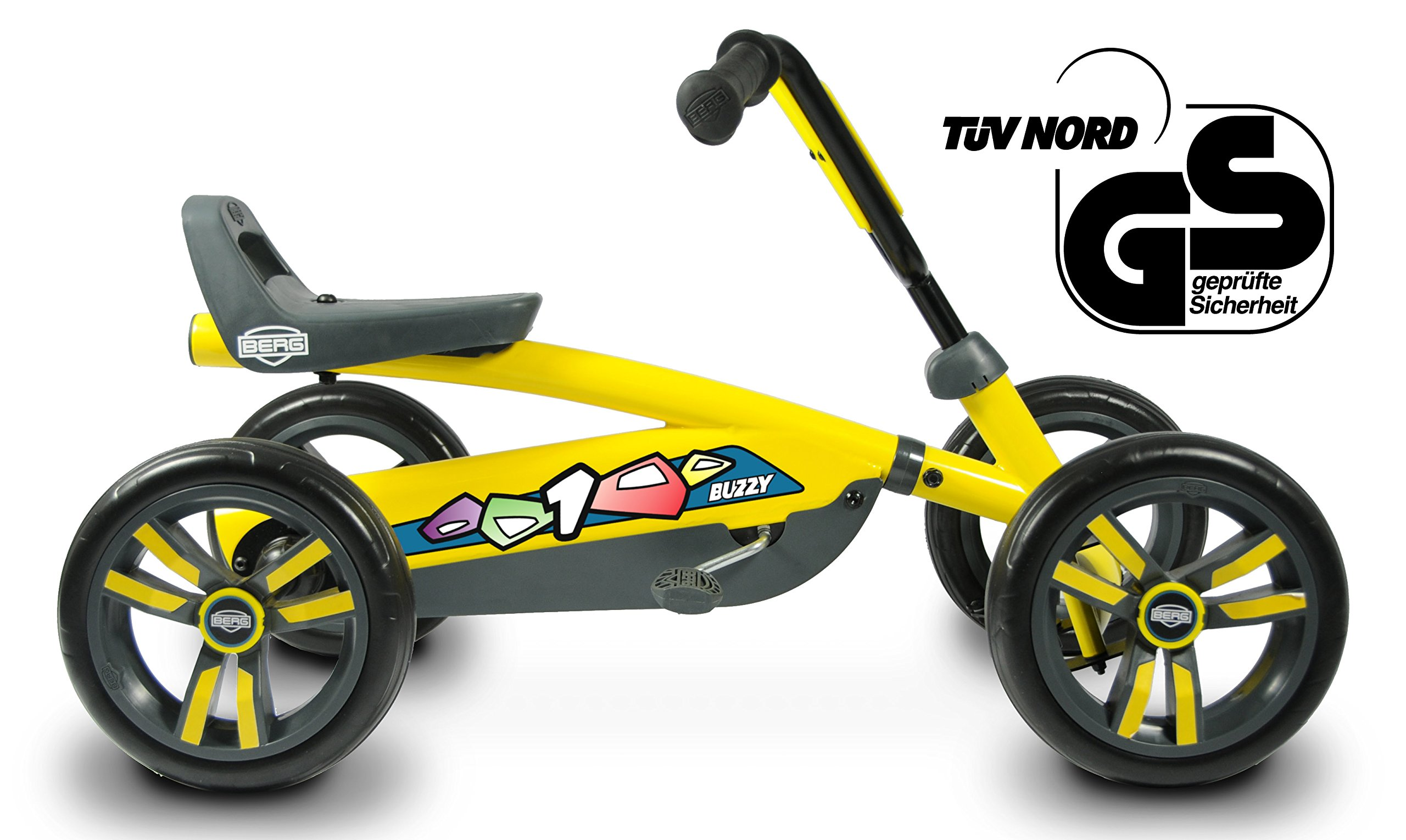 Buzzy Pedal Go Kart by Berg USA