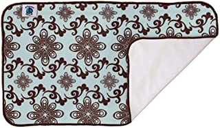 product image for Planet Wise Designer Changing Pad, Aqua Swirl