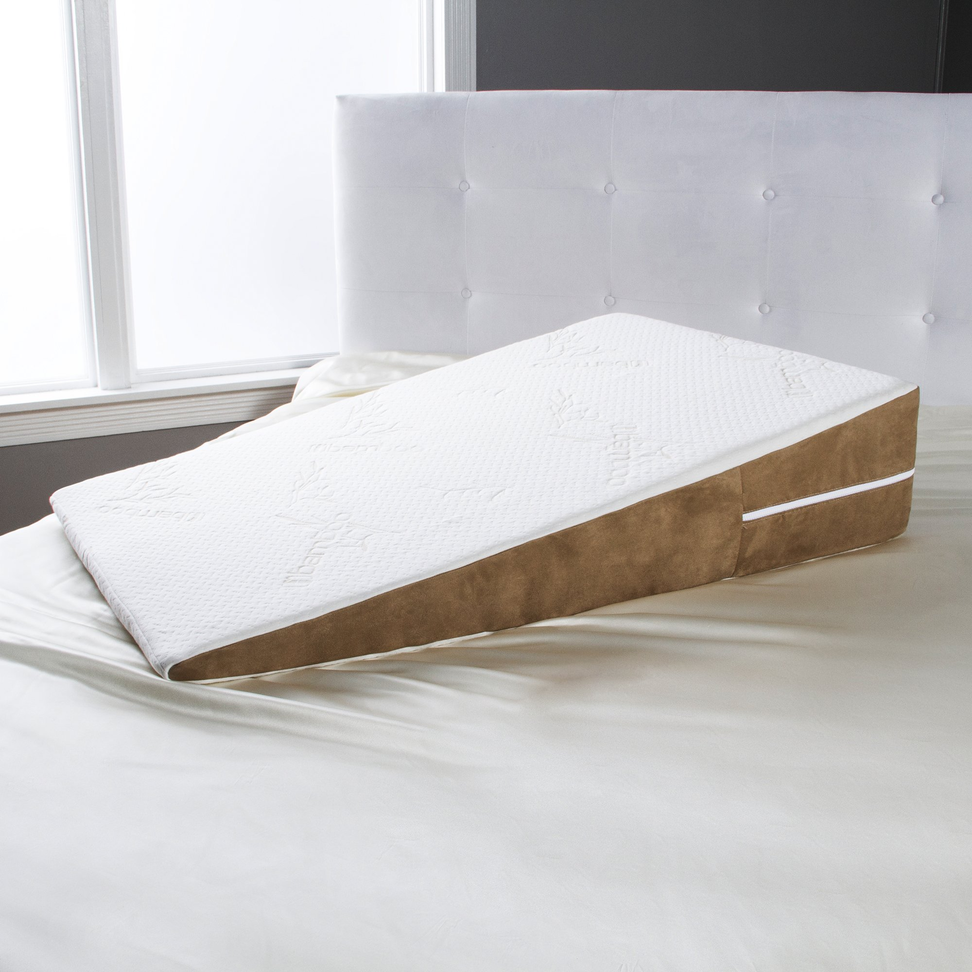 Avana Bed Wedge Memory Foam GERD Pillow, X-Large by Avana