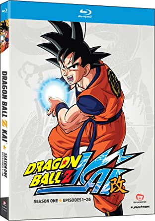 amazon co jp dragon ball z kai season one blu ray import dvd