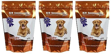 Aloha Medicinals – K9 Immunity Plus – Dogs 30-70 Pounds – 60 Soft Chews