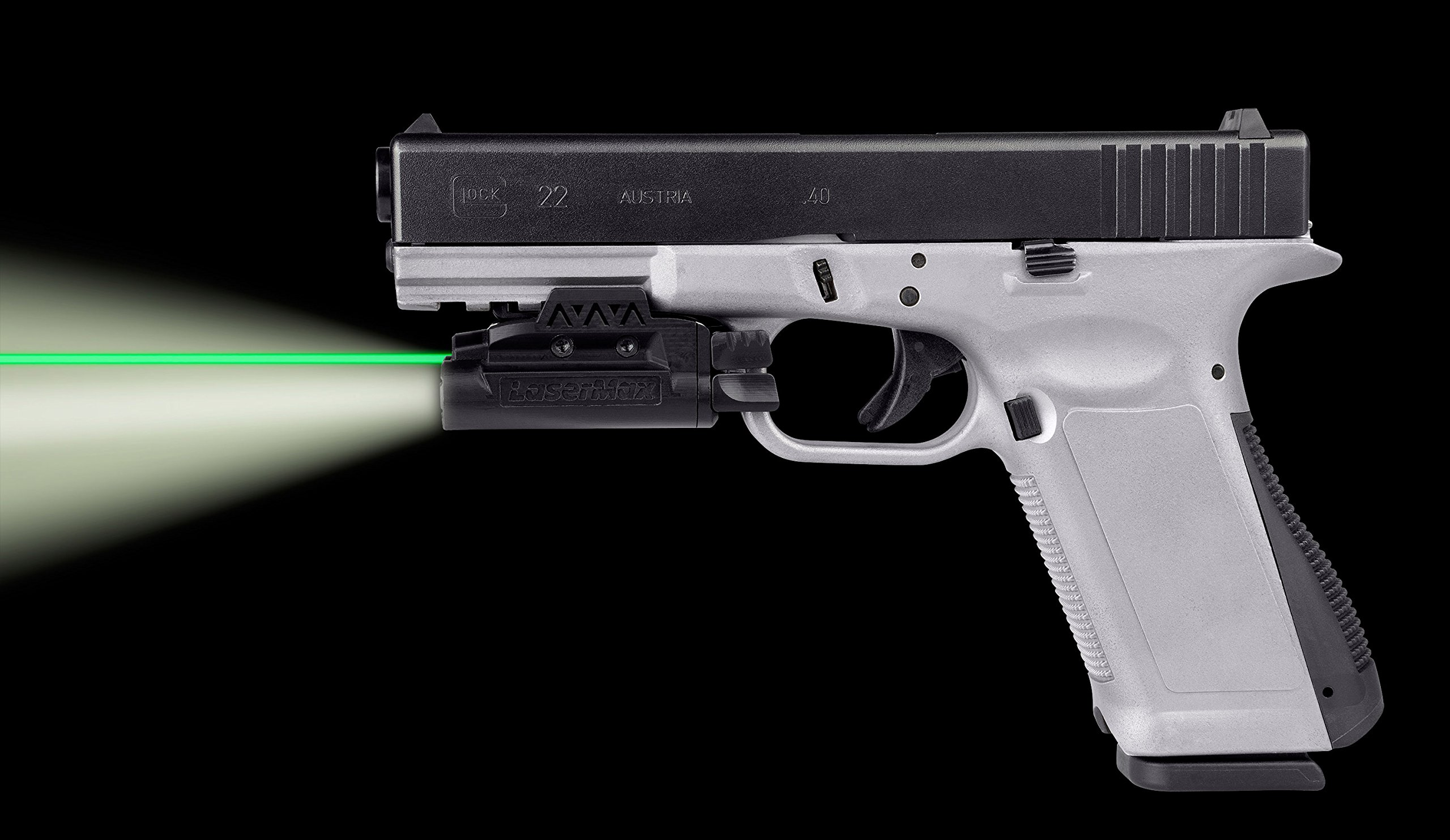 LaserMax Rail Mounted Light/Laser (Green) Requires at least 1 3/4 of rail space by LaserMax (Image #6)