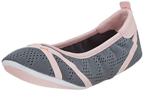 5beecb4b165 Puma Women s Axel Ballet Dots Wn s Turbulence Ballet Flats - 11 UK India (