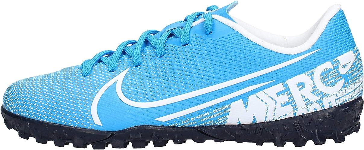 Nike Jr. Mercurial Vapor 13 Academy TF, Botas de fútbol