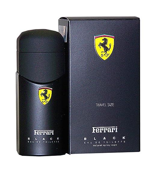 Ferrari Black Eau De Toilette Spray 30 Ml Amazon De Beauty