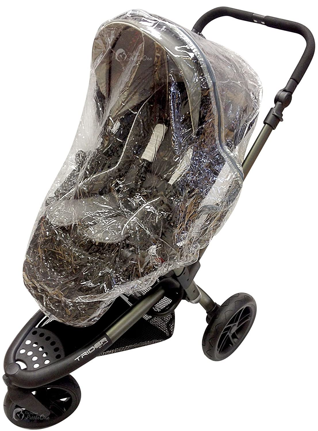 Raincover Compatible with Jane Trider Pram Pushchair For-Your-Little-One