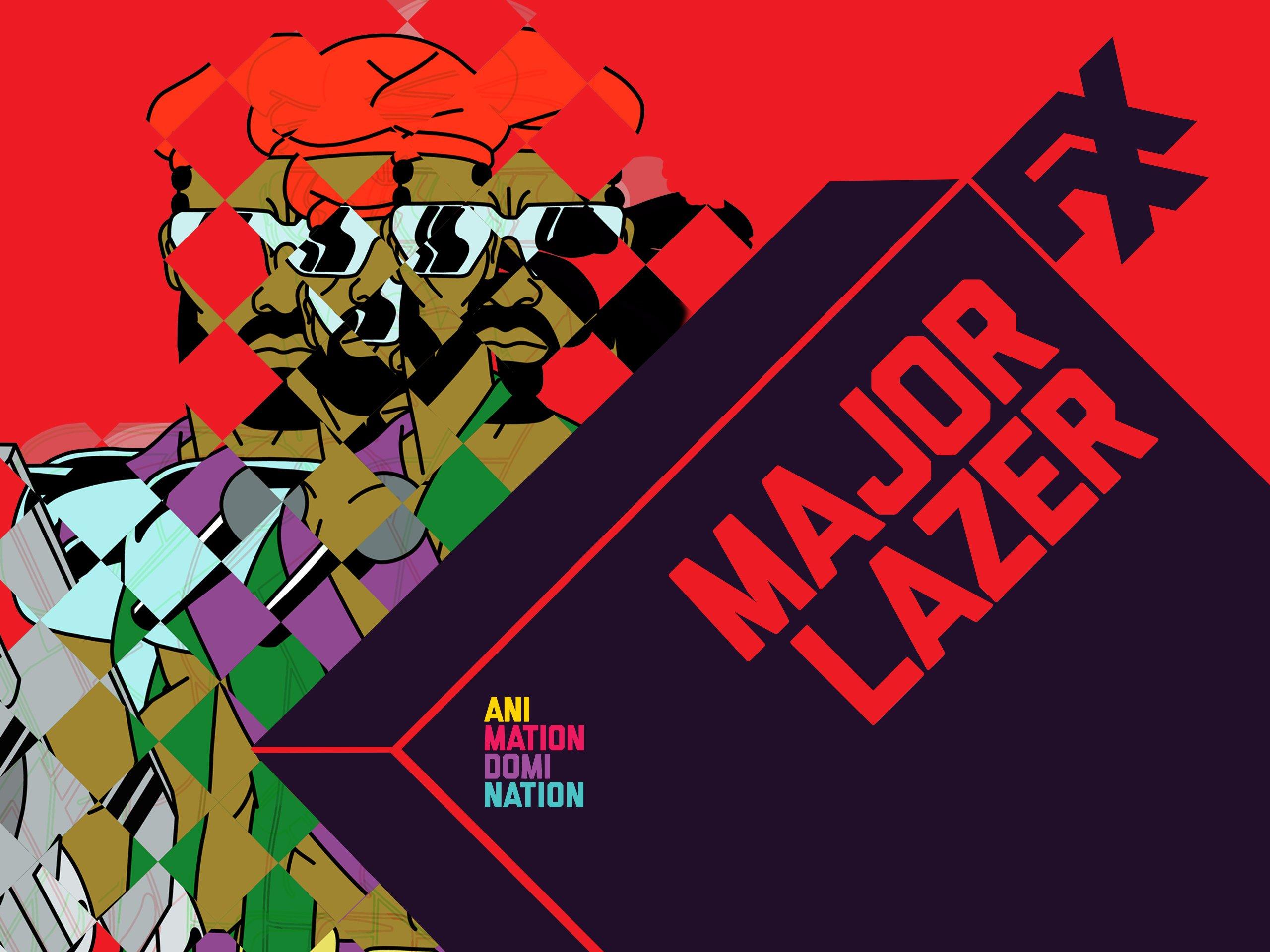 Amazon com: Watch Major Lazer Season 1 | Prime Video