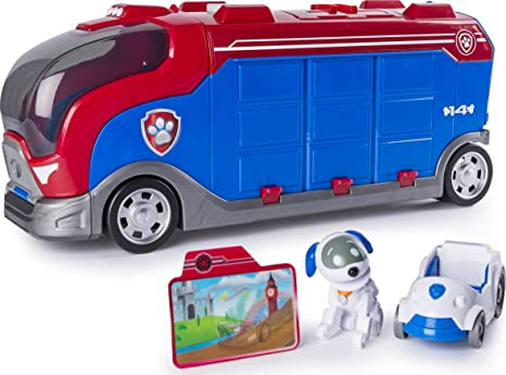 Image ofSpin Master- PAW PATROL MISSION CRUISER AUTOBUS, Multicolor (6035961)