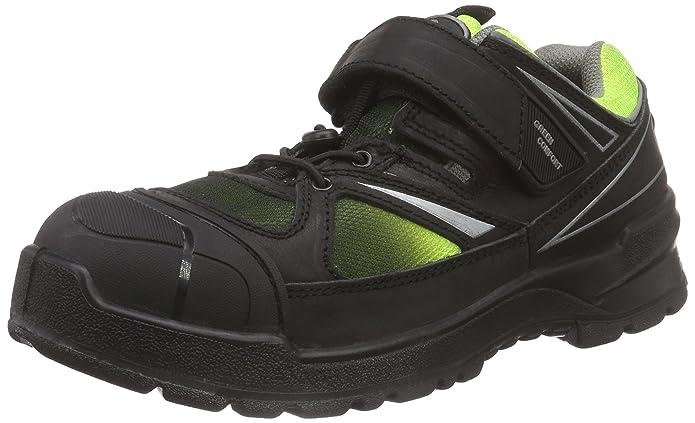 Sanita Unisex-Erwachsene Norite-s1p Leather Shoe Sicherheitsschuhe