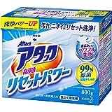 アタック 洗濯洗剤 粉末 高浸透リセットパワー 800g