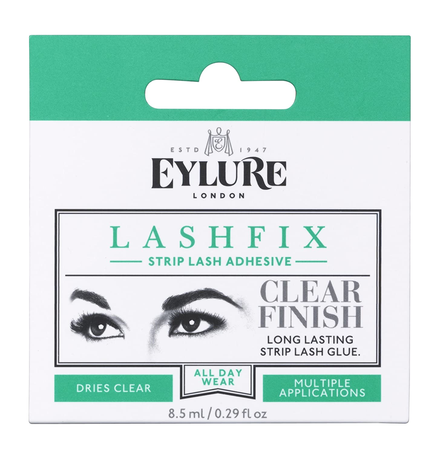 Eylure Lashfix Adhesive (Clear Finish)