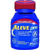 Aleve PM with Easy Open Arthritis Cap (80-Count)