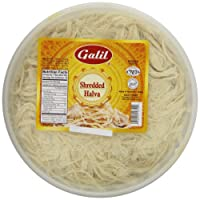 Galil Shredded Halva, 8.8-Ounce Tray (Pack of 1)