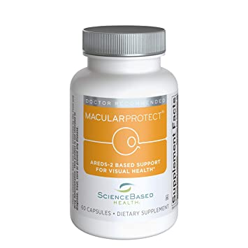 Amazon.com: macularprotect areds2 vitamina & Mineral ...