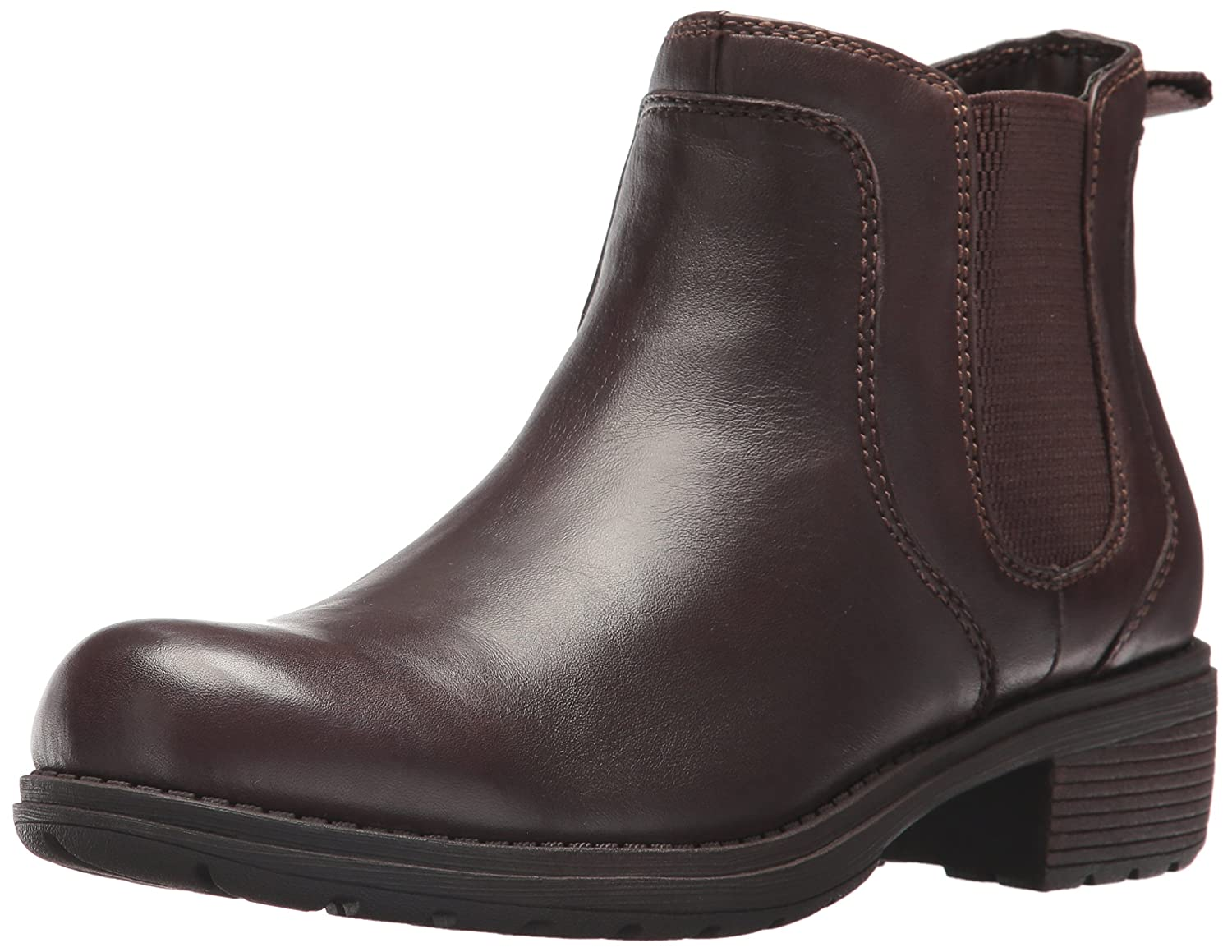 Eastland Women's Double Up Chelsea Boot B0055K8VYC 8 B(M) US|Brown