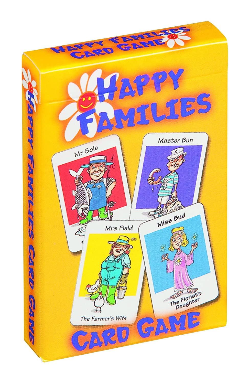 motivo: Jungle Snap Set di 3 giochi di carte Pairs on Wheels /& Happy Families Childrens Card Games