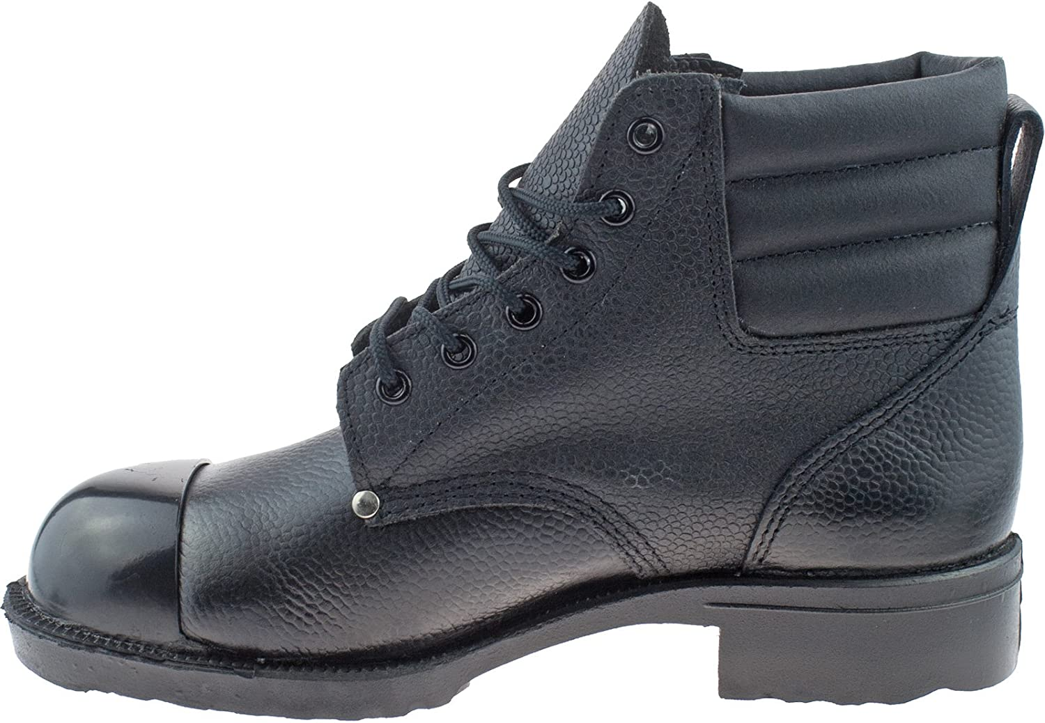 Grafters M492A Mens Safety Boots In Black