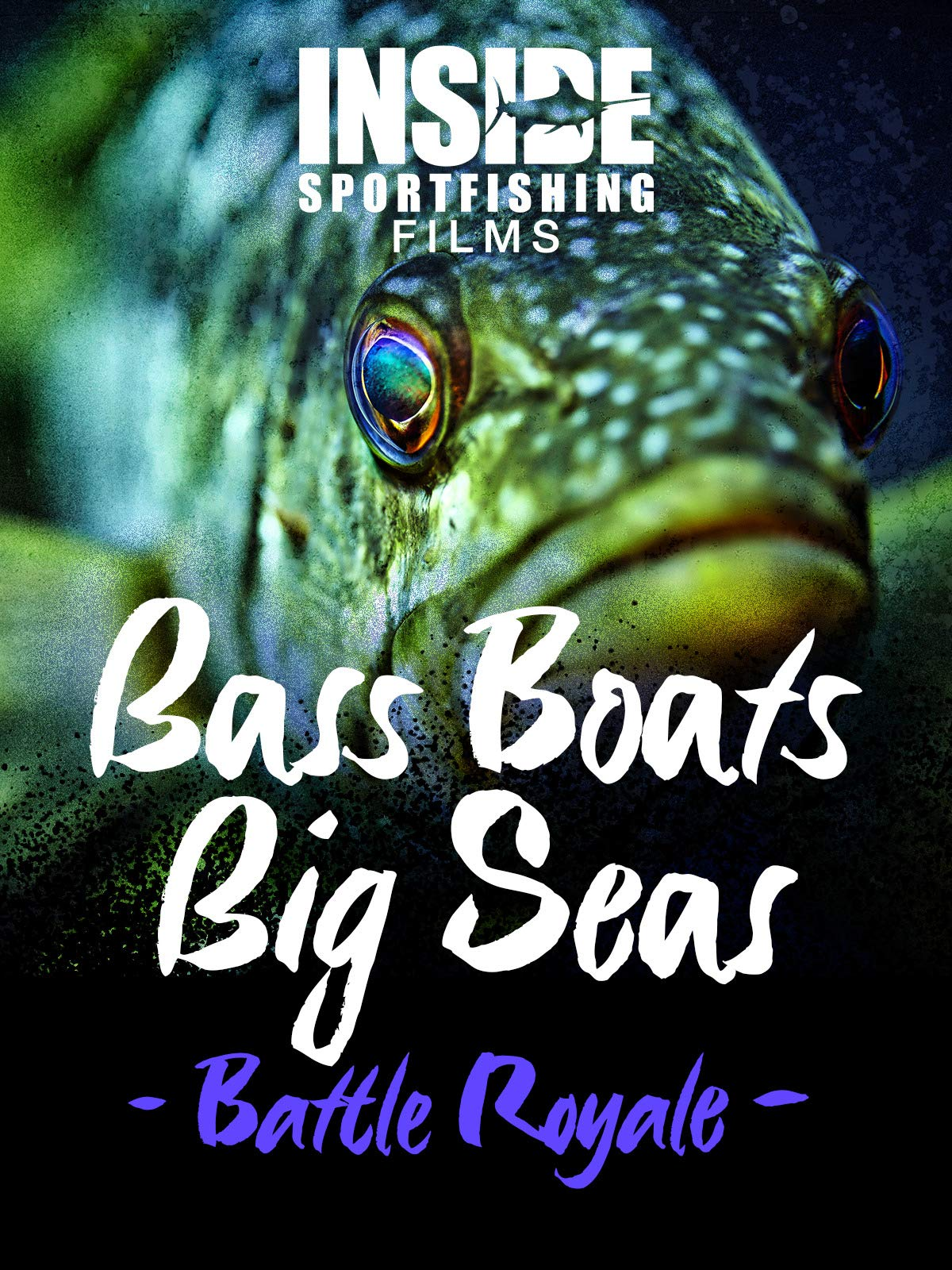 Bass Boats Big Seas- Battle Royale