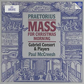 Image result for praetorius christmas mass amazon