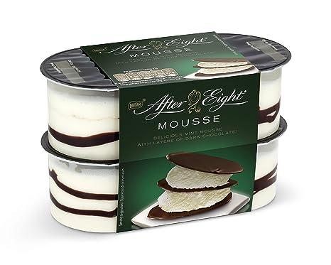 Nestlé, Postre lácteo (Mousse After Eight, Chocolate Negro) - 4 de 57