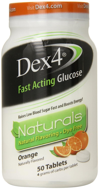 Dex4 Natural Orange Reviews