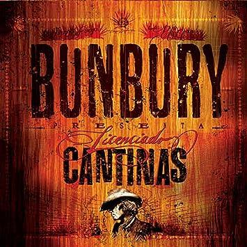 disco de enrique bunbury licenciado en cantinas
