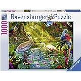 Ravensburger 19673–Pájaro paraíso adultos Puzzle