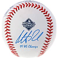 "$239 » Anthony Rendon Washington Nationals Autographed 2019 World Series Champions Baseball with""19 WS Champs"" Inscription…"