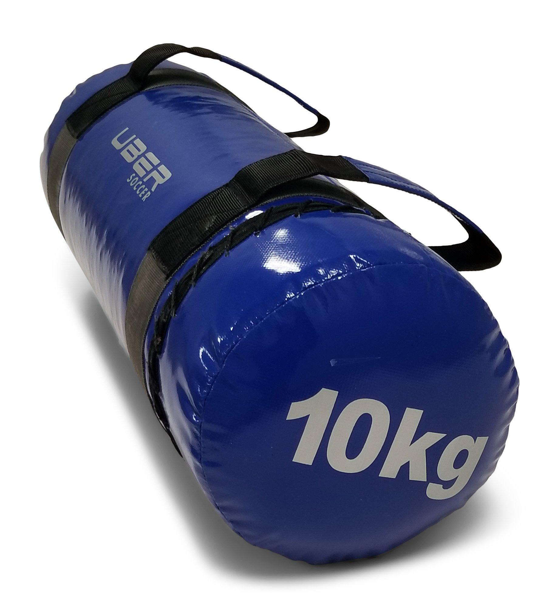 Uber Soccer Strength Training Bag - 10kg - Blue