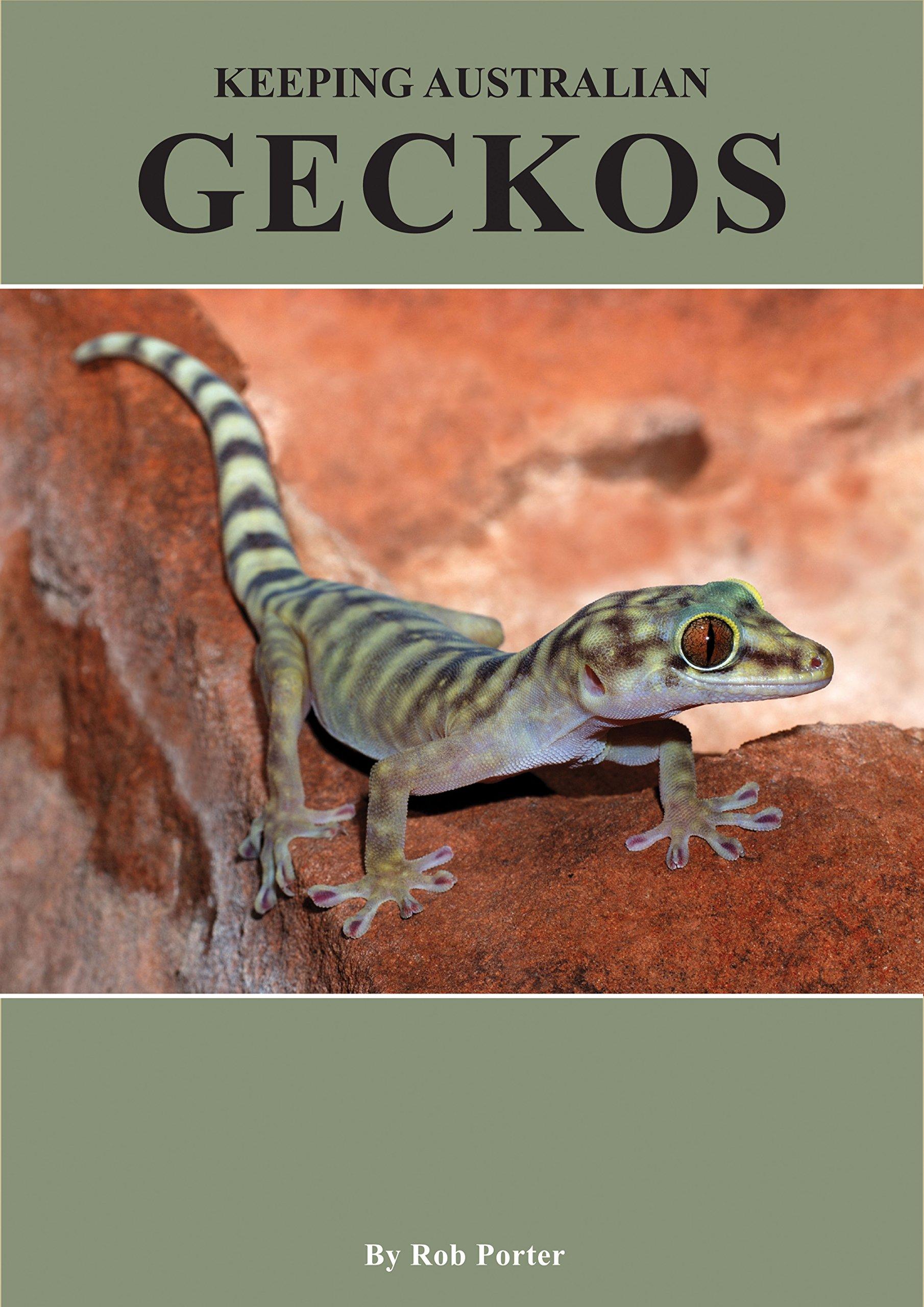 Download Keeping Australian Geckos PDF