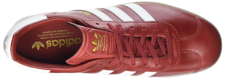 adidas B072LZBWHD Men's Gazelle Casual Sneakers B072LZBWHD adidas 11 D(M) US|Red 120bb4