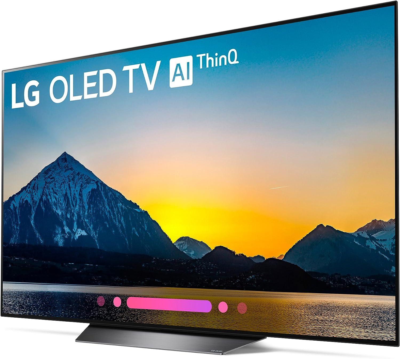 LG OLED65B8PUA 4K Ultra HD Smart OLED TV (Modelo 2018): Amazon.es: Electrónica