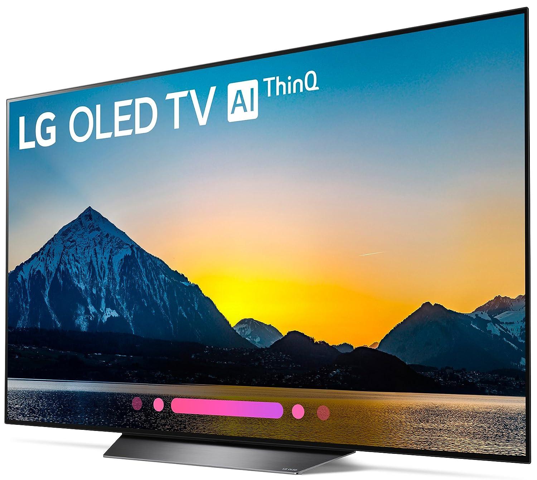 Amazon com: LG Electronics OLED65B8PUA 65-Inch 4K Ultra HD Smart