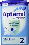 Aptamil Stage 2 Follow on Milk Powder 900 g (Pack of 6)