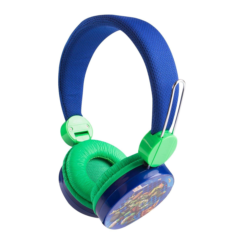 Auriculares de DJ Tortuga Green and Purple: Amazon.es ...
