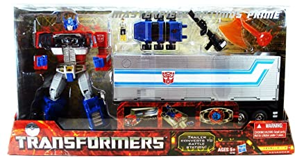 Amazon Com Transformers Masterpiece Optimus Prime Toys R Us